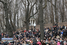Церемония прощания стала второй массовой акцией после гибели Бориса Немцова: 1 марта по центру Москвы в траурном марше прошли до 70 000 человек