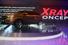 Концепт Lada Xray - главный экспонат стенда