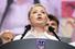 У Тимошенко, по данным эксит-поллов, - 12,9% голосов