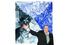Марк Шагал. Видение. Автопортрет с Музой. 1917-1918