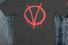 V for Vendetta, £18
