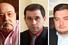 Борис, Евгений и Андрей Зубицкие