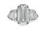 Помолвочное кольцо Пегги Макграт-Рокфеллер, Raymond Yard,  $80 000-$120 000