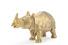 Позолоченная серебряная зажигалка в форме носорога, Фаберже, с клеймом мастера Юлия Раппопорта, около 1890, £10 000 — 15 000