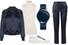 Куртка, брюки, все—I.D. Sarrieri; топ,Hanro, часы,Rado; кроссовки,Tory Sport