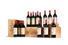 Шесть бутылок вина PETRUS Pomerol 1992 года в стандартном деревянном ящике