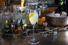 Коктейли с игристым в баре Magnum
