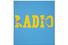 4. Эд Рушей, композиция «Разрушая слово «радио» #2» (Hurting the Word Radio #2)