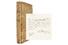 Автограф поэта Василия Жуковского на книге его перевода «Ундины», 1837 год. Стартовая цена – 200000 рублей