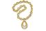 Золотые серьги и колье с бриллиантами, Van Cleef&Arpels,  $25 000-$35 000