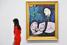 2010 год: «Обнаженная, зеленые листья и бюст» Пабло Пикассо