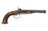 Двуствольный пистолет с капсюльными замками. Середина XIX века. Стартовая цена – 480000 рублей