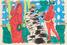 АЕС (Татьяна Арзамасова, Лев Евзович, Евгений Святский), «Аполлон, вдохновляющий поэта (триптих)», € 15 000-20 000