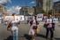 Плакаты участников акции