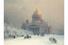 Иван Айвазовский, «Исаакиевский собор в морозный день», £1 125 250