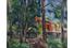 Петр Кончаловский. «Пейзаж с красным домом», 1918, Bailly Gallery. Цена: €760 000