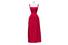 Платье Livia, красная органза с вышивкой цветочным узором, 1961 год, €3 000-4 000