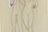 Пабло Пикассо. Две обнаженные, 1920. $800 000-1 200 000
