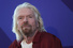 Ричард Брэнсон, основатель Virgin Group, 2 детей