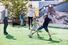 Дети смогли принять участие в футбольном марафоне