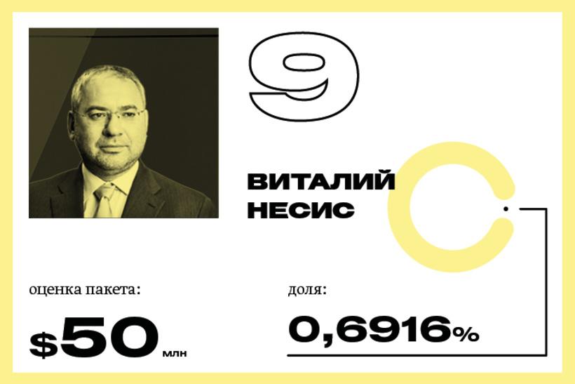 9. Виталий Несис