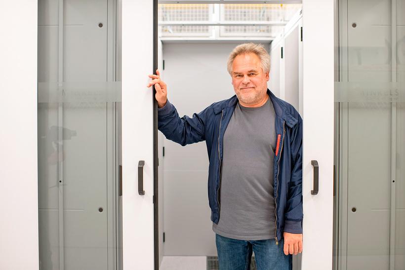 Евгений Касперский, 53 года