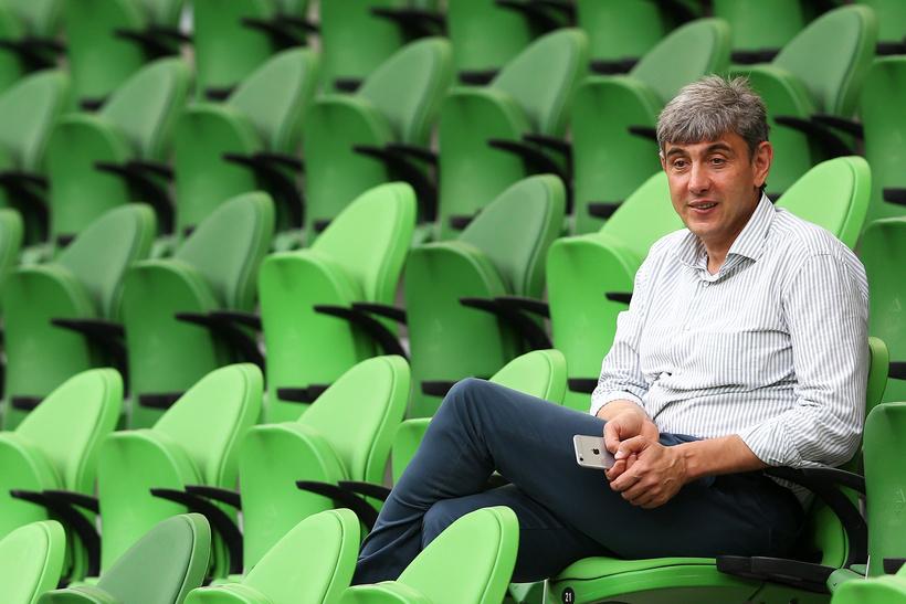Сергей Галицкий, 51 год