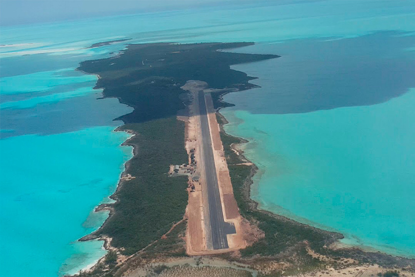 Остров Блю | Багамы