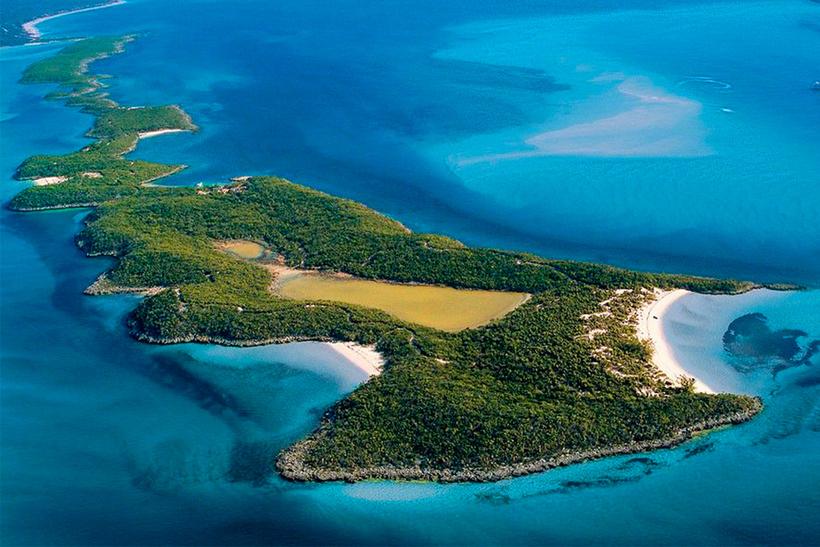 Остров Холлс Понд Кей | Багамы