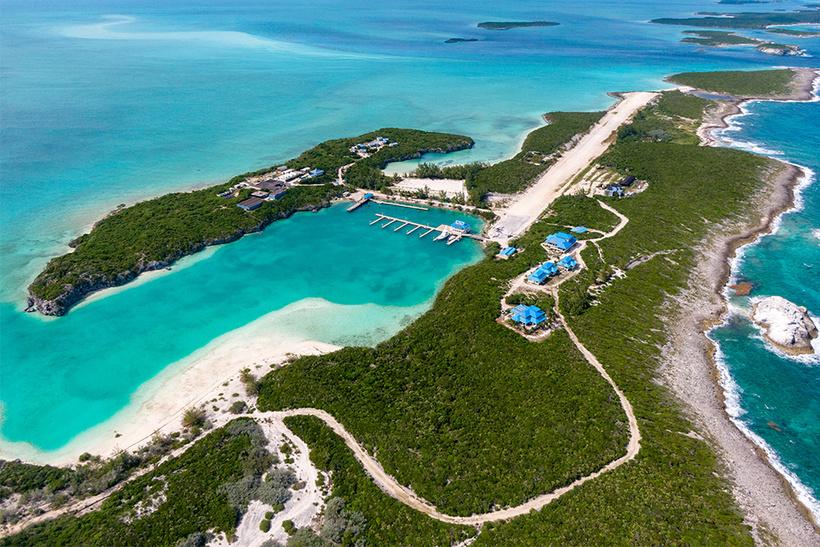 Остров Кэйв Кей | Багамы