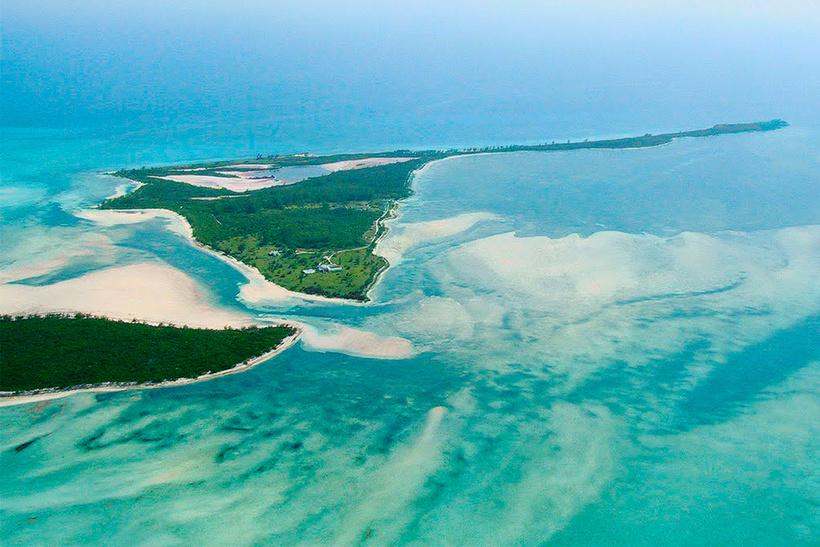 Остров Берд Кей | Багамы