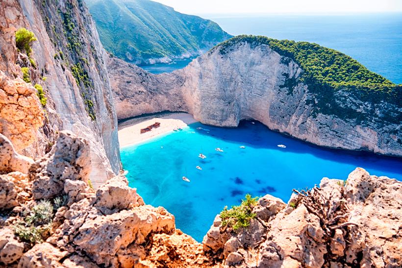 Остров Атокос | Греция