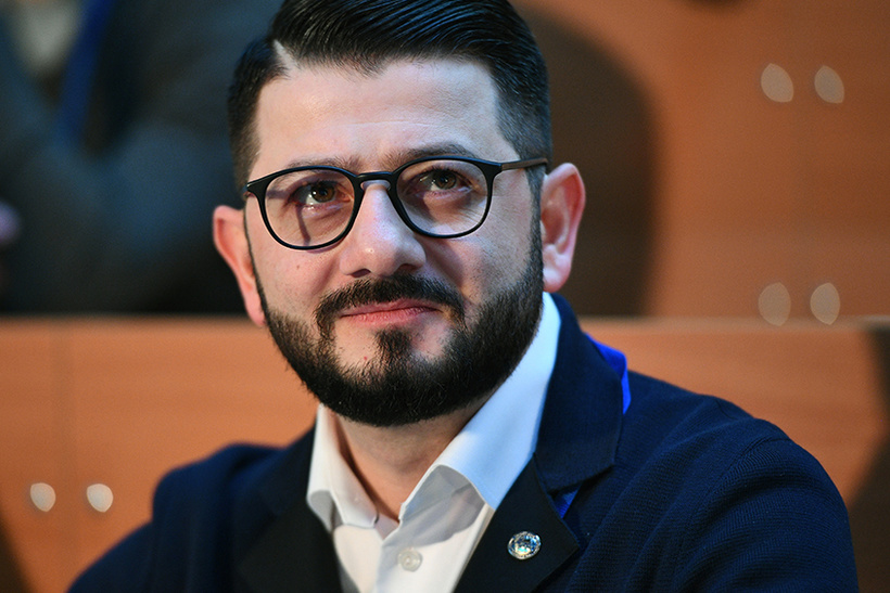 Михаил Галустян, 39 лет