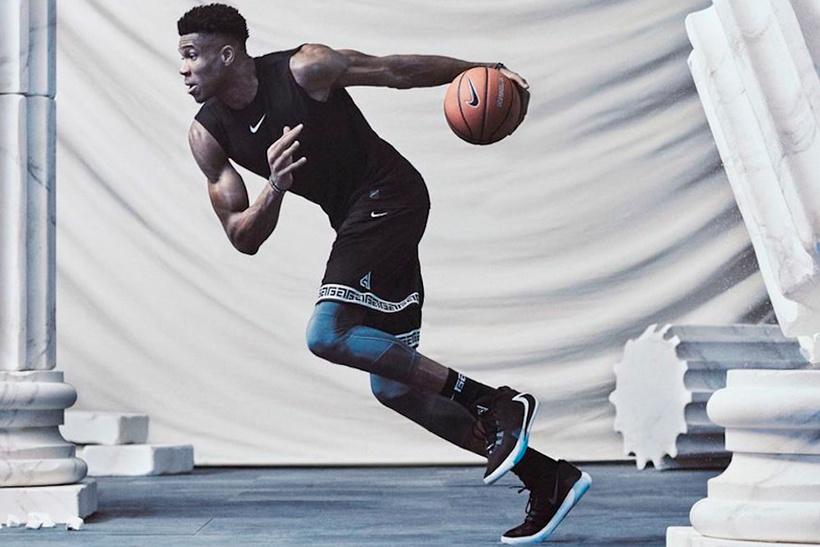 Яннис Адетокунбо (Nike) — $10 млн