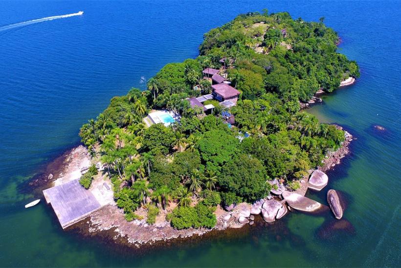 Остров Джапао | Бразилия