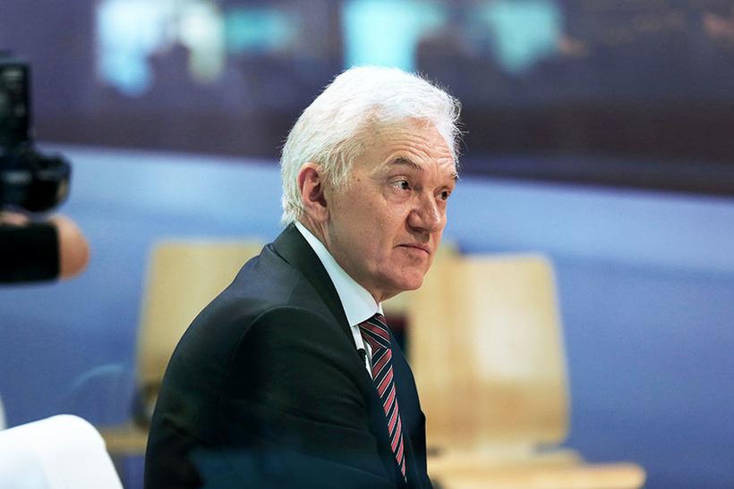 5. Геннадий Тимченко