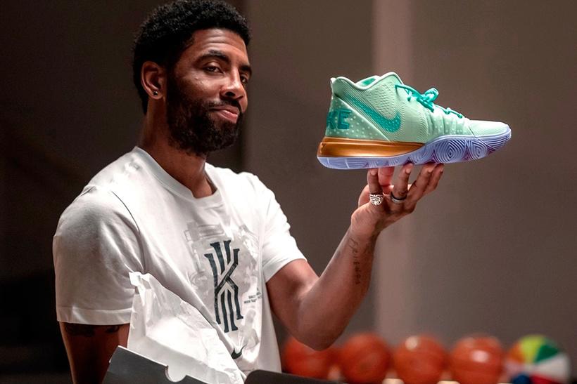 Кайри Ирвинг (Nike) — $11 млн