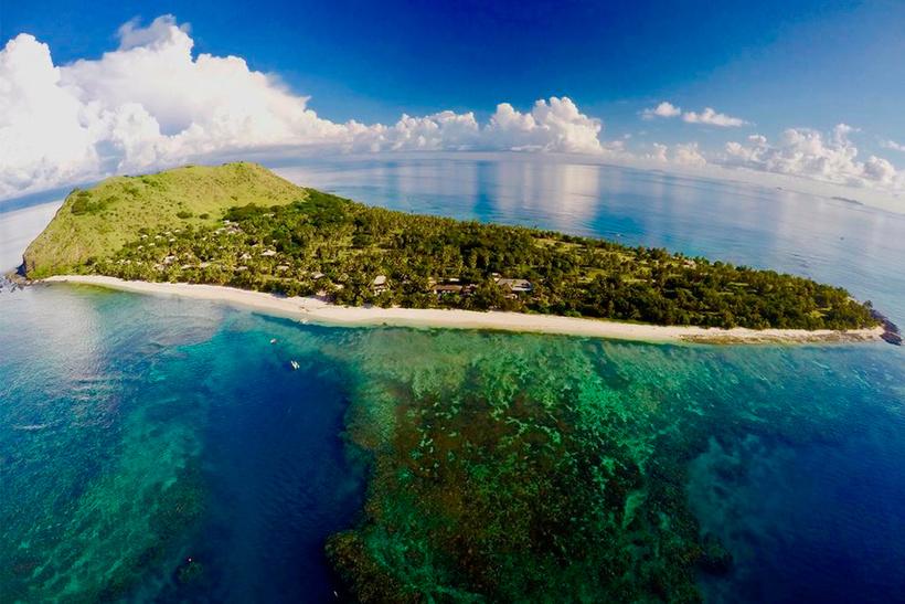 Остров Вомо | Фиджи