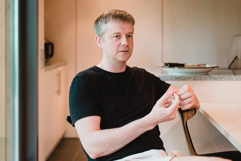 Яан Таллинн, сооснователь и инженер Skype