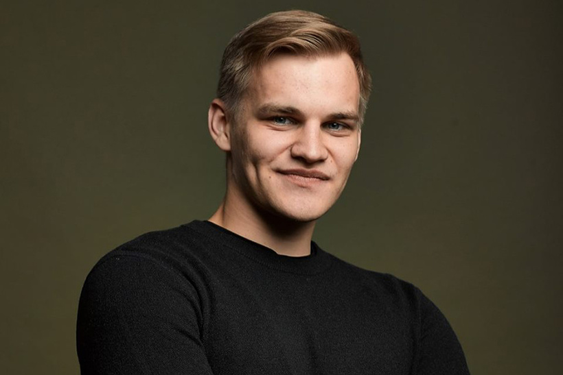 Алексей Хахунов, Dbrain, 24 года