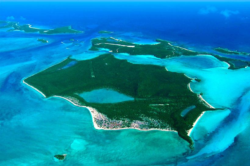 Остров Биг Дарби | Багамы