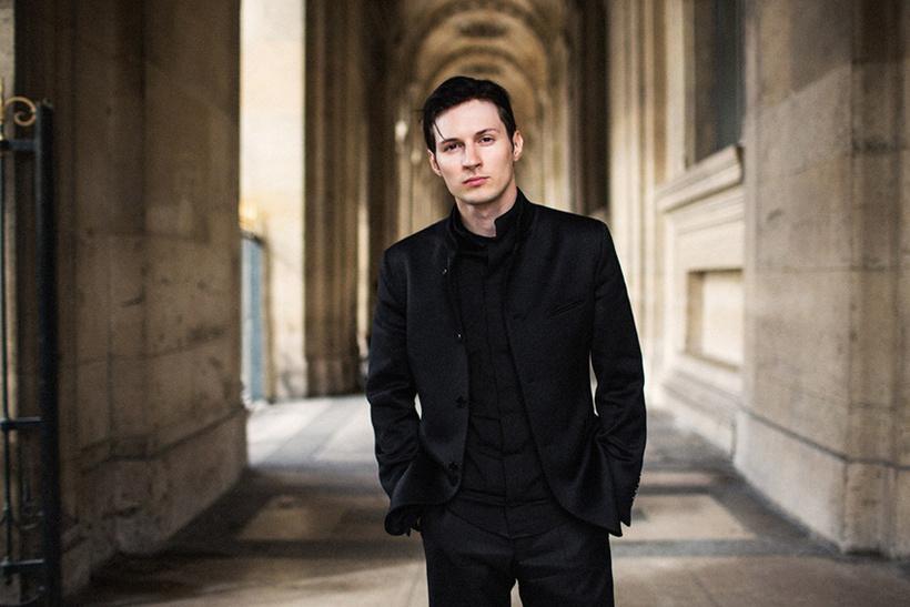 Павел Дуров, 34 года, Telegram