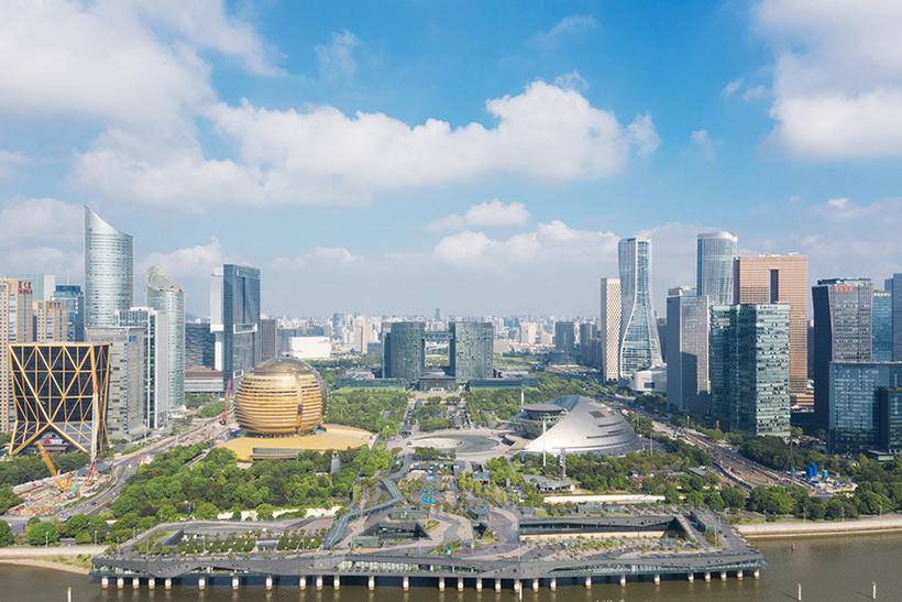 2. Ханчжоу, Китай