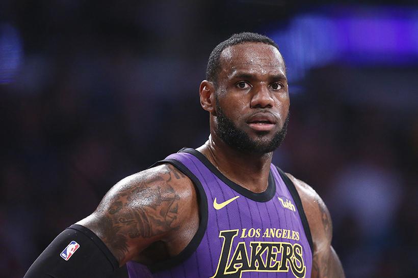 №3 (8). Леброн Джеймс, баскетбол, 34 года, США