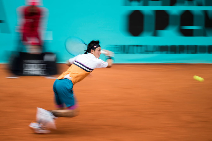 №9 (35). Кеи Нисикори, теннис, 29 лет, Япония