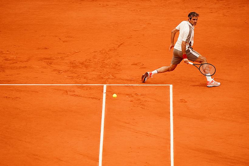 №1 (5*). Роджер Федерер, теннис, 37 лет, Швейцария