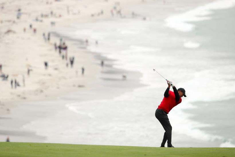 №2 (11). Тайгер Вудс, гольф, 43 года, США