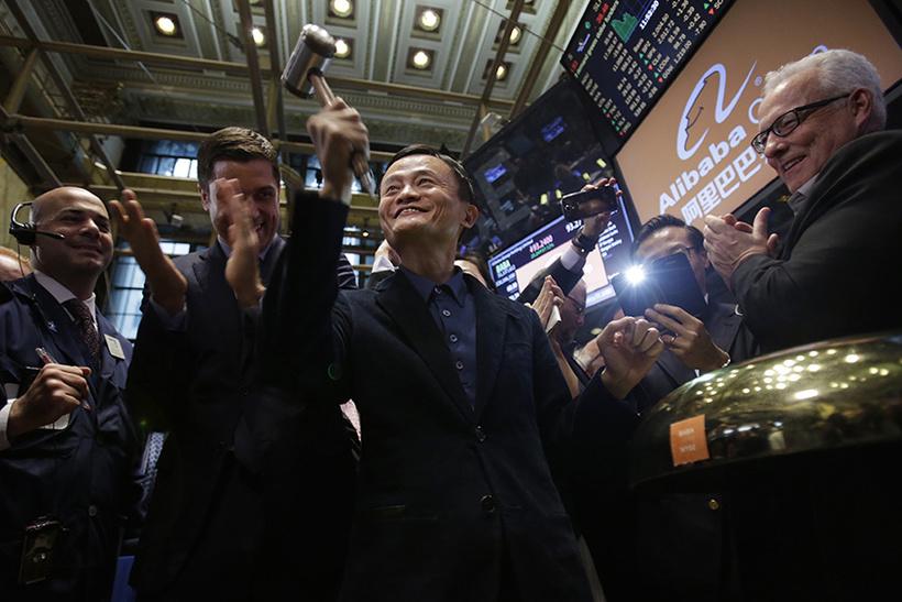 Джек Ма стал самым богатым человеком Китая