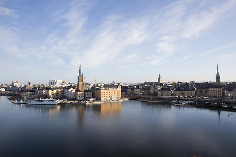 3. Стокгольм, Швеция