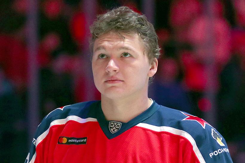 Кирилл Капризов, 22 года, хоккеист
